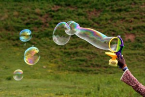 Craft: Bubble Soap.